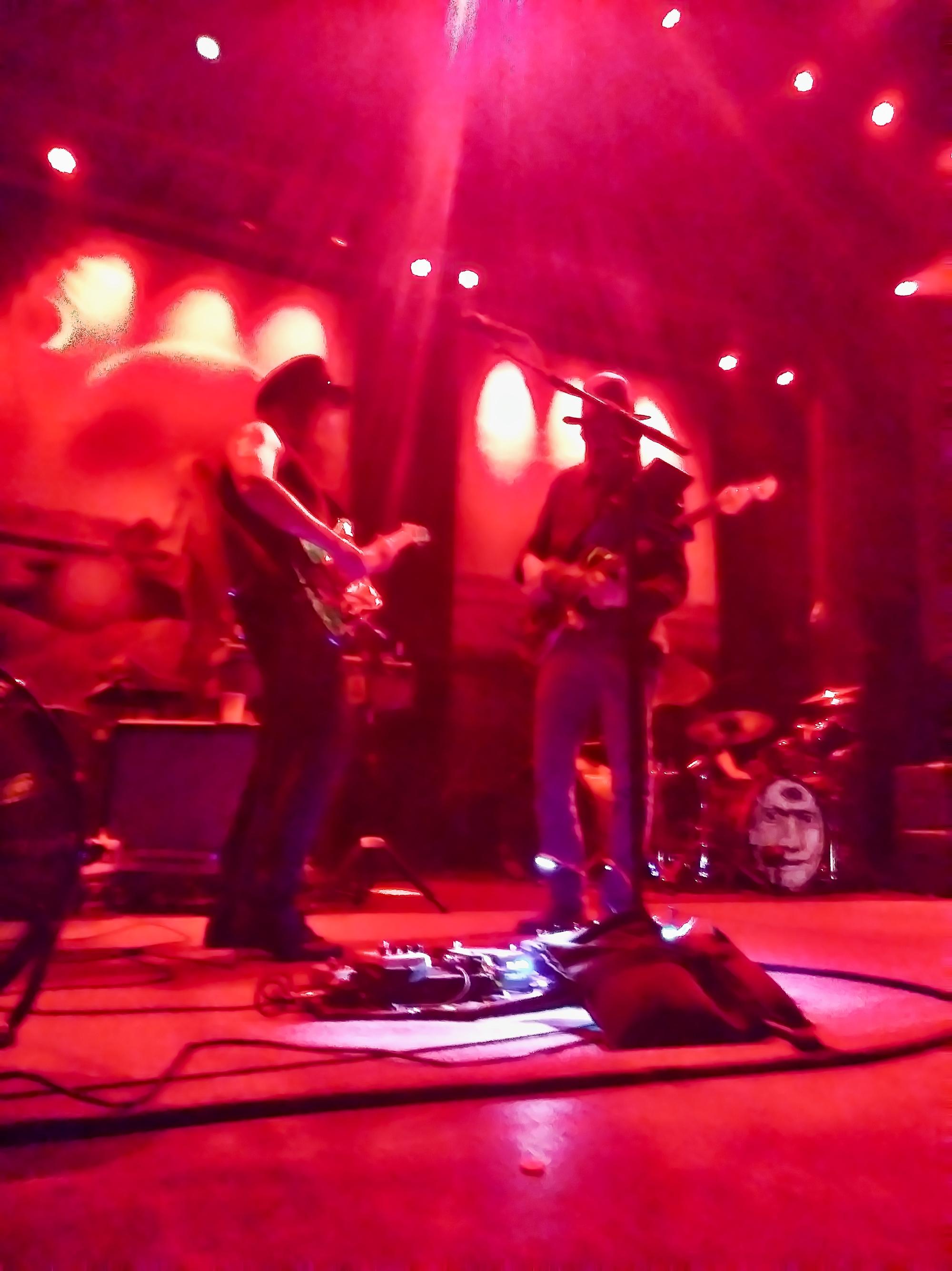 Sean Lennon & Les Claypool